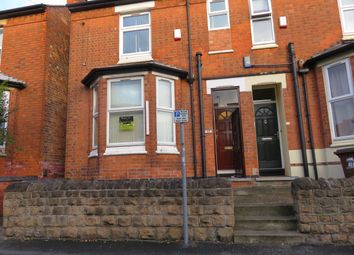 Thumbnail 1 bedroom semi-detached house to rent in Rothesay Avenue, Lenton, Nottingham