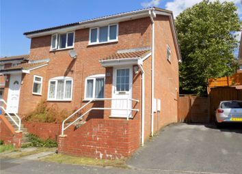 Thumbnail 2 bed semi-detached house for sale in Hylder Close, Swindon, Wiltshire