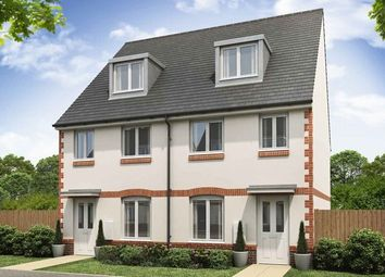 Thumbnail 3 bed semi-detached house for sale in Gale Way, Tiverton