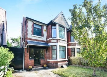 Thumbnail 4 bed semi-detached house for sale in Burford Road, Manchester, Greater Manchester