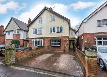 Thumbnail 4 bed semi-detached house for sale in Vicarage Lane, Laleham, Staines-Upon-Thames