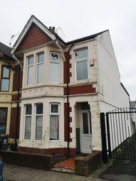 Thumbnail 4 bed terraced house for sale in Australia Road, Heath, Cardiff