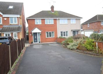 Thumbnail 3 bed semi-detached house for sale in Dark Lane, Bedworth