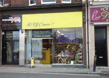 Thumbnail Retail premises for sale in High Street, Chatham, Kent