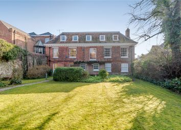 Thumbnail 7 bedroom town house for sale in Hyde Street, Winchester, Hampshire