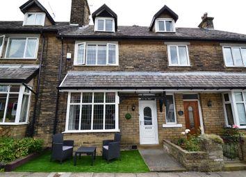 Thumbnail 4 bed terraced house for sale in Lenton Villas, Idle, Bradford