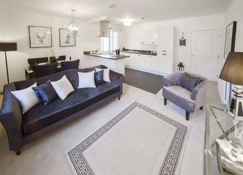 "Thumbnail 2 bed flat for sale in ""Birse"" at Woodlands Edge, Ellon"