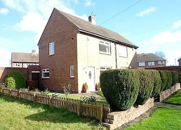 Thumbnail 2 bed semi-detached house for sale in Deneside, Seghill, Cramlington