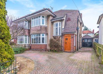 Barley Croft, Westbury-On-Trym, Bristol BS9. 4 bed semi-detached house for sale