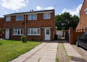 Thumbnail 3 bed semi-detached house for sale in Rowley Road, Leamington Spa