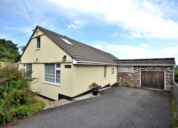 Thumbnail 4 bed detached bungalow for sale in Chilsworthy, Gunnislake, Cornwall