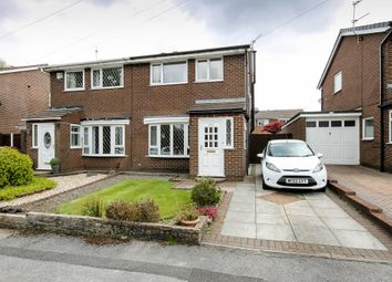Thumbnail 3 bed semi-detached house for sale in Thornham Drive, Bolton