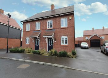 Thumbnail 2 bed semi-detached house for sale in Cantley Road, Great Denham