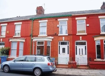 Thumbnail 3 bedroom terraced house for sale in Avondale Road, Wavertree, Liverpool