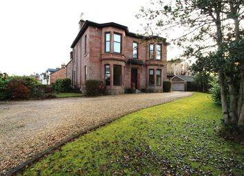 Thumbnail 4 bed detached house for sale in 25, Bothwell Road, Uddingston, Glasgow, South Lanarkshire