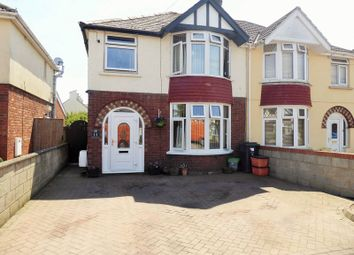 Thumbnail 3 bedroom semi-detached house for sale in Richmond Road, Swindon