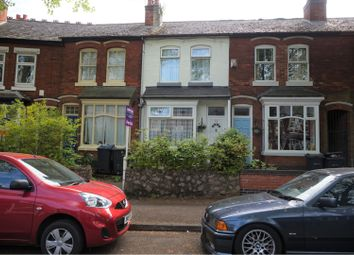 Thumbnail 3 bedroom terraced house for sale in Twyning Road, Birmingham