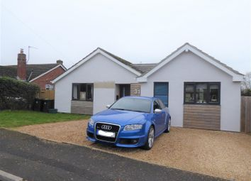 Thumbnail 3 bedroom detached bungalow to rent in Phillips Road, Marnhull, Sturminster Newton
