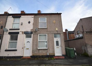 Thumbnail 2 bed end terrace house to rent in Napier Road, New Ferry, Wirral