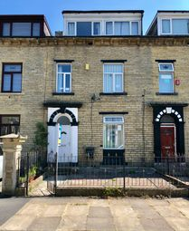 Thumbnail 1 bed terraced house to rent in Grove Terrace, Bradford