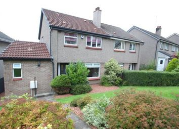 3 bed semi-detached house for sale in Morar Crescent, Bishopton, Renfrewshire PA7