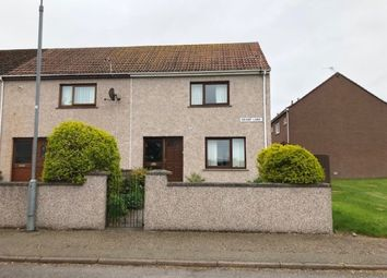 Thumbnail 2 bed end terrace house to rent in Grant Lane, Lossiemouth