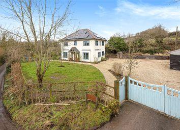 4 bed detached house for sale in Smugglers Lane, Monkwood, Alresford, Hampshire SO24