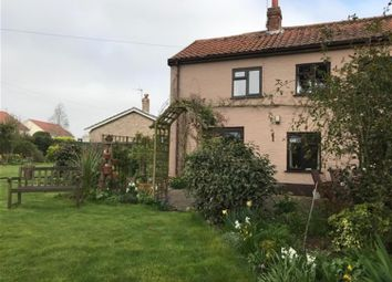 Thumbnail 3 bed semi-detached house for sale in Thwaite Road, Ditchingham, Bungay