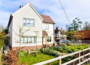 Thumbnail 4 bed detached house for sale in Newmarket Road, Great Chesterford, Essex