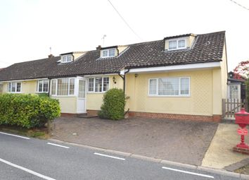 Thumbnail Semi-detached house to rent in Dyers End, Stambourne, Halstead