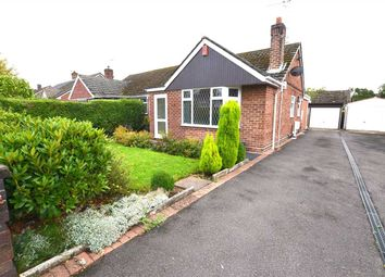 Thumbnail 2 bed semi-detached bungalow for sale in Delamere Grove, Trentham, Stoke-On-Trent