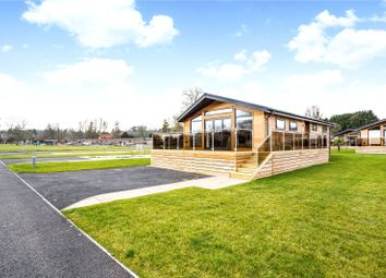 Thumbnail 2 bedroom detached bungalow for sale in Harleyford, Henley Road, Marlow, Buckinghamshire
