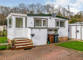 Thumbnail 2 bed mobile/park home for sale in Upper Toothill Road, Rownhams, Southampton