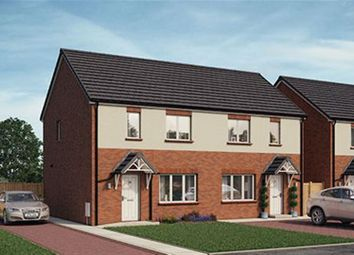 Thumbnail 2 bed semi-detached house for sale in Tennant Grove, Neath