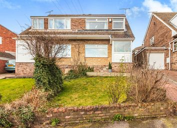 Thumbnail 3 bedroom semi-detached house for sale in Farm View Road, Kimberworth, Rotherham