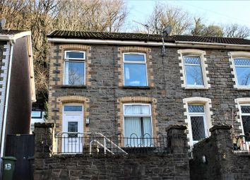 Thumbnail 3 bed property for sale in Newport Road, Cwmcarn, Newport