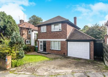 Thumbnail 3 bed detached house for sale in 60 The Heights, London