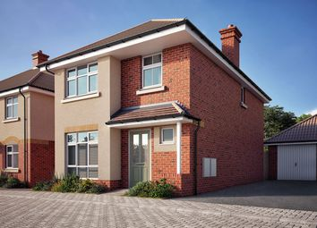 "Thumbnail 4 bed detached house for sale in ""The Oak"" at Park Avenue, Chippenham"
