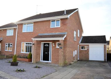 Thumbnail 4 bed detached house for sale in St. Botolphs Close, South Wootton, King's Lynn