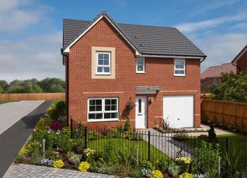 "Thumbnail 4 bed detached house for sale in ""Ripon"" at Lee Lane, Royston, Barnsley"