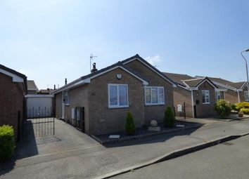 Thumbnail 2 bed bungalow for sale in Cardle Close, Forest Town, Mansfield, Nottinghamshire