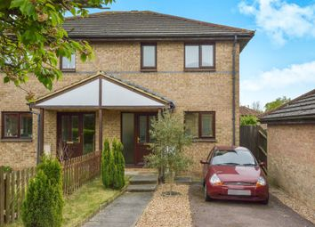 Thumbnail 3 bed semi-detached house for sale in Trubys Garden, Coffee Hall, Milton Keynes