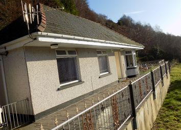 Thumbnail 2 bed bungalow for sale in The Croft, Church Road, Aberbeeg. NP132Aa.