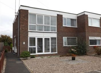 Thumbnail 2 bed flat for sale in Eastpines Drive, Thornton Cleveleys