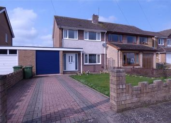 Thumbnail 3 bed semi-detached house for sale in Keld Road, Carlisle, Cumbria
