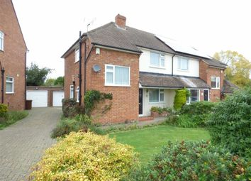 Thumbnail 3 bedroom semi-detached house for sale in Sharfleet Drive, Strood, Rochester