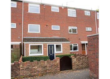 Thumbnail 3 bed town house for sale in Schubert Road, Basingstoke