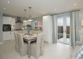 "Thumbnail 4 bed detached house for sale in ""Chesham"" at Lime Pit Lane, Cannock"