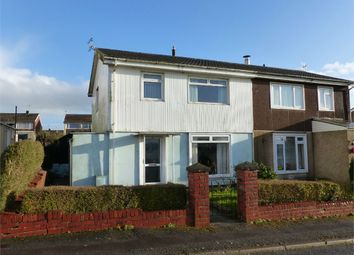 Thumbnail 3 bed semi-detached house for sale in St Illtyds Road, Bridgend, Bridgend, Mid Glamorgan