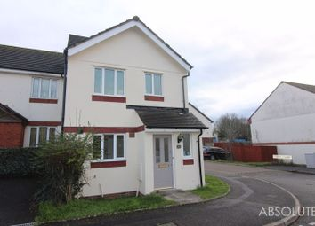 Thumbnail 3 bed end terrace house to rent in Sutherland Drive, Torquay
